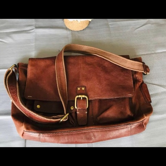 Fossil Handbags - Fossil messenger Bag